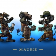 NordicFuzzCon 2014 Mausie