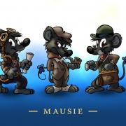 NordicFuzzCon 2014 Mausie