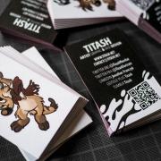 Titash : Cartes de Visite 2014