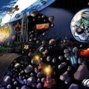 Yotie's Universe : The ring 66 Garage (by Titash)