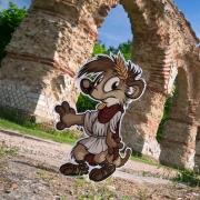 Titash Livepic 94 : L'Aqueduc à Nutelkat de l'Empereur