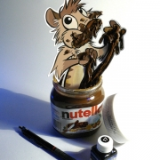 I love Nutella (Titash)