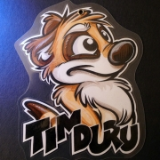 Timduru Badge (by Titash)