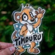 Badge Timduru version 2016 (by Titash)