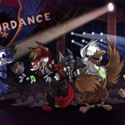 Eagle Furdance (by Titash)